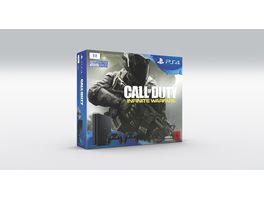 PS4 Konsole 1 TB mit Call Of Duty Infinite Warfare