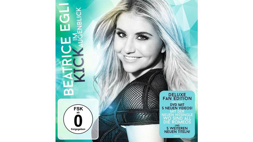 Kick Im Augenblick Deluxe Fan Edition