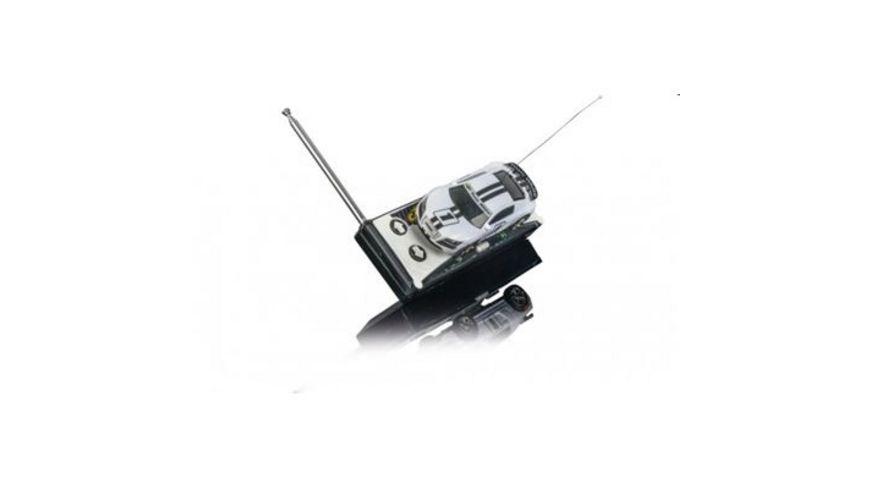 Carson 1 60 Nano Racer Toxic white MHz 100 RTR