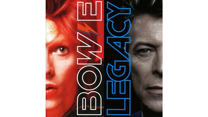Legacy The Very Best Of David Bowie