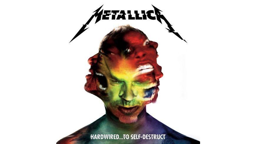 Hardwired To Self Destruct 2LP