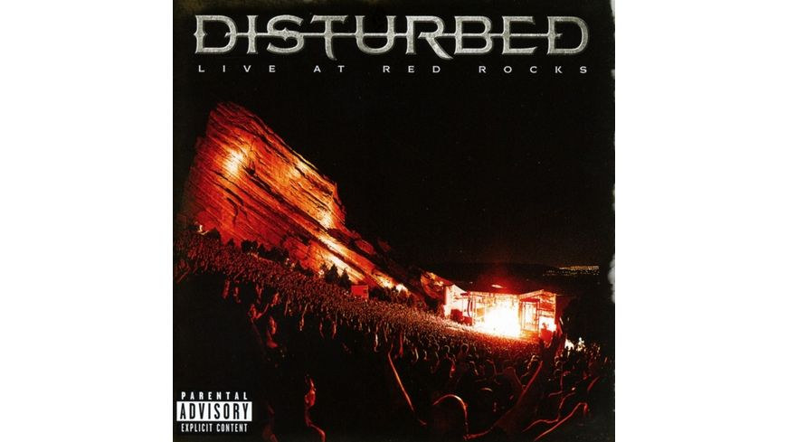 Disturbed Live At Red Rocks