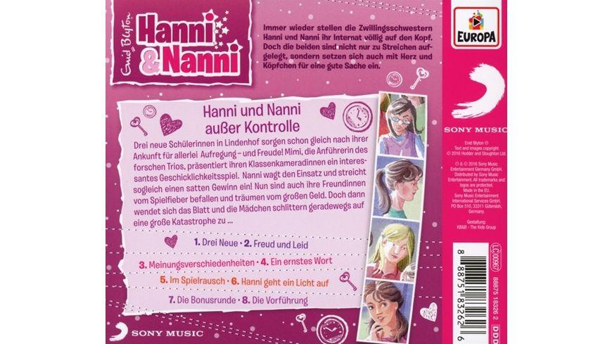 53 Hanni und Nanni ausser Kontrolle