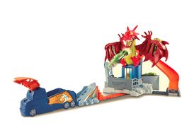 Mattel Hot Wheels Dragon Smash Showdown