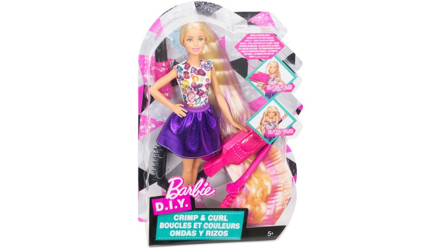Mattel Barbie Wellen Lockenspass