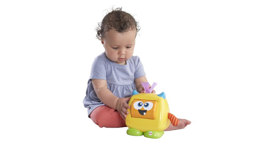 Fisher Price Fun Feelings Monster