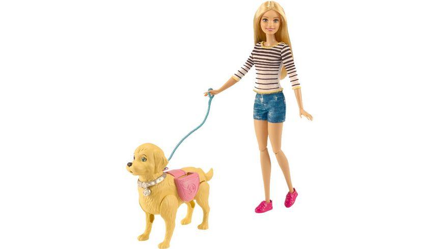 Mattel Barbie Stubenrein Huendchen Set