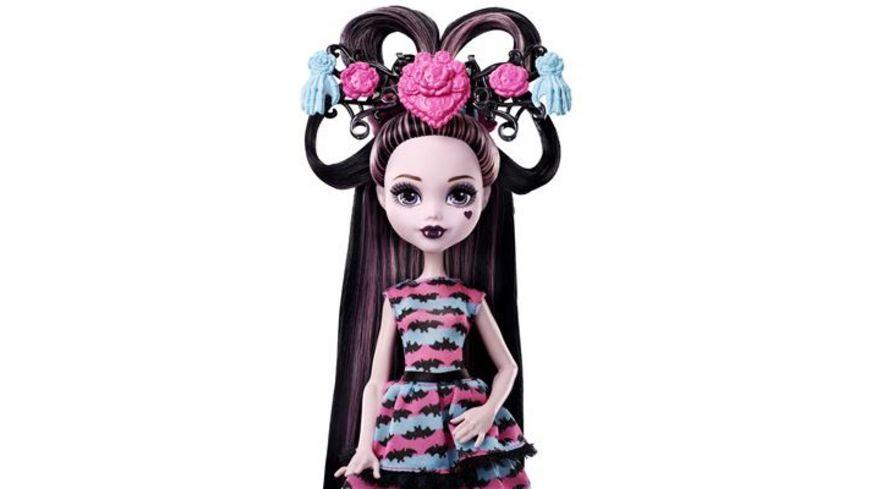 Mattel Monster High Partyhaar Draculaura