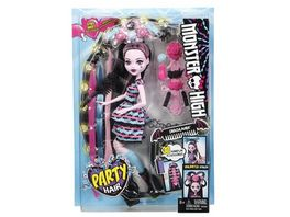 Mattel Monster High Partyhaar Draculaura