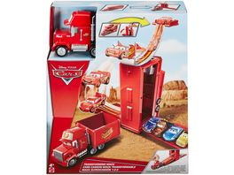 Mattel Cars Megasprung 3 IN 1