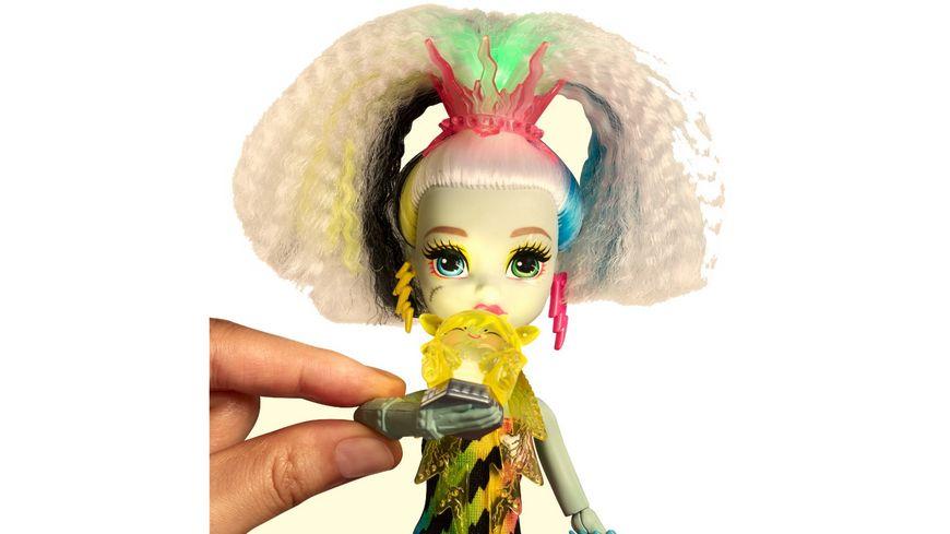 Mattel Monster High Elektrisiert Frankie