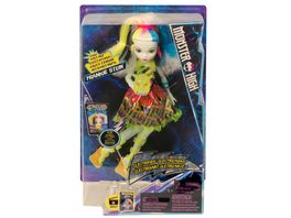 Mattel Monster High Elektrisiert Frankie