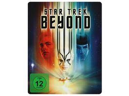 Star Trek Beyond exklusives Mueller Steelbook Blu ray Disc