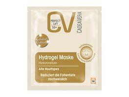 CV Perfect Lift Hydrogel Maske