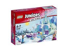 LEGO Juniors 10736 Annas und Elsas Eisspielplatz