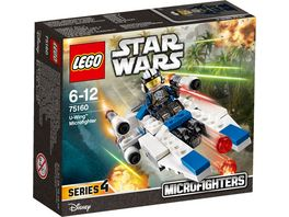 LEGO Star Wars 75160 U Wing Microfighter