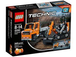 LEGO Technic 42060 Strassenbau Fahrzeuge