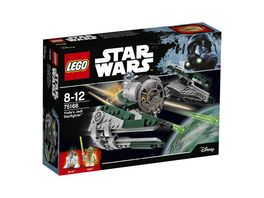 LEGO Star Wars 75168 Yoda s Jedi Starfighter