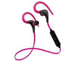 Sport Beat Bluetooth In Ear Kopfhoerer pink