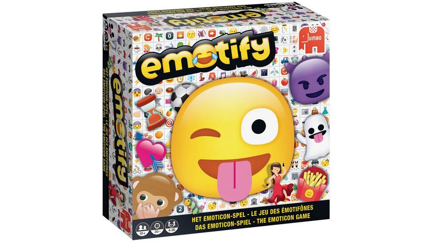 Jumbo Spiele emotify