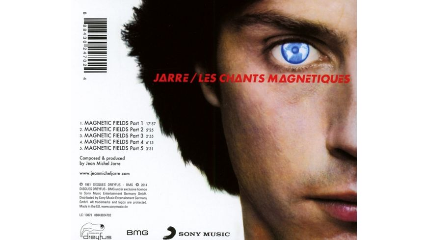 Les Chants Magnetiques Magnetic Fields