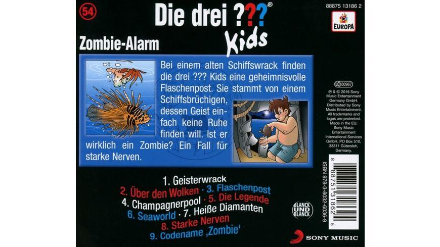 054 Zombie Alarm
