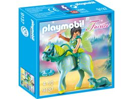 PLAYMOBIL 9137 Fairies Wasserfee mit Pferd Aquarius