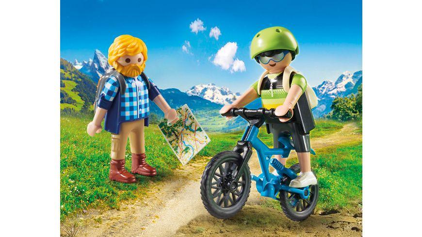 PLAYMOBIL 9129 Action Bergsportler
