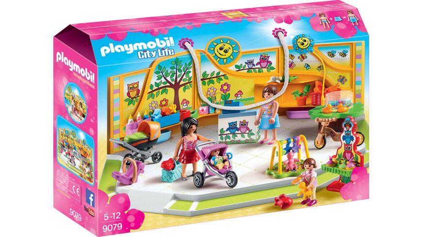 PLAYMOBIL 9079 City Life Babyausstatter