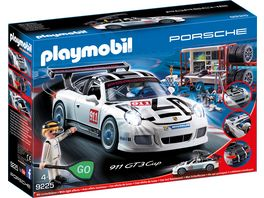 PLAYMOBIL 9225 Sports und Actions Porsche GT3 Cup