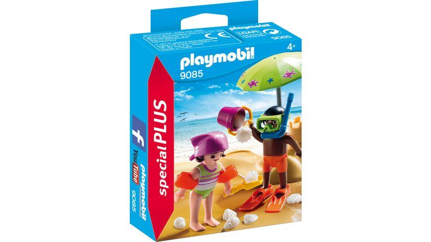 PLAYMOBIL 9085 Special Plus Kids mit Sandburg
