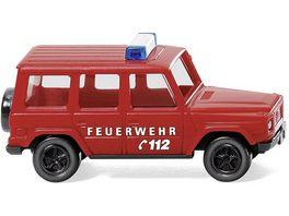 WIKING 093404 Feuerwehr MB G