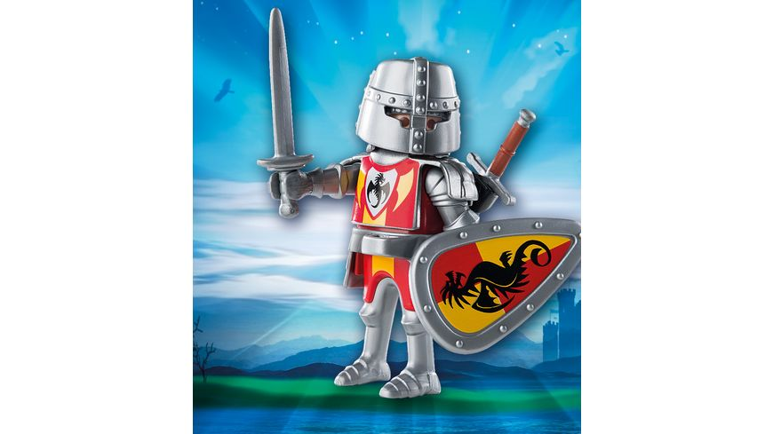 PLAYMOBIL 9076 Playmo Friends Drachenritter