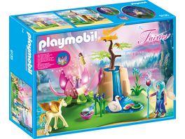PLAYMOBIL 9135 Fairies Lichter Bluete der Feenbabys
