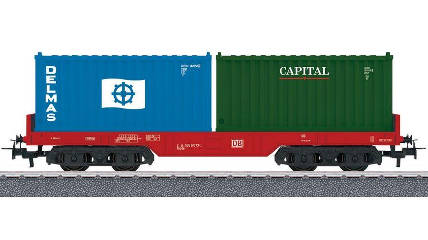 Maerklin 44700 Maerklin Start up Containerwagen