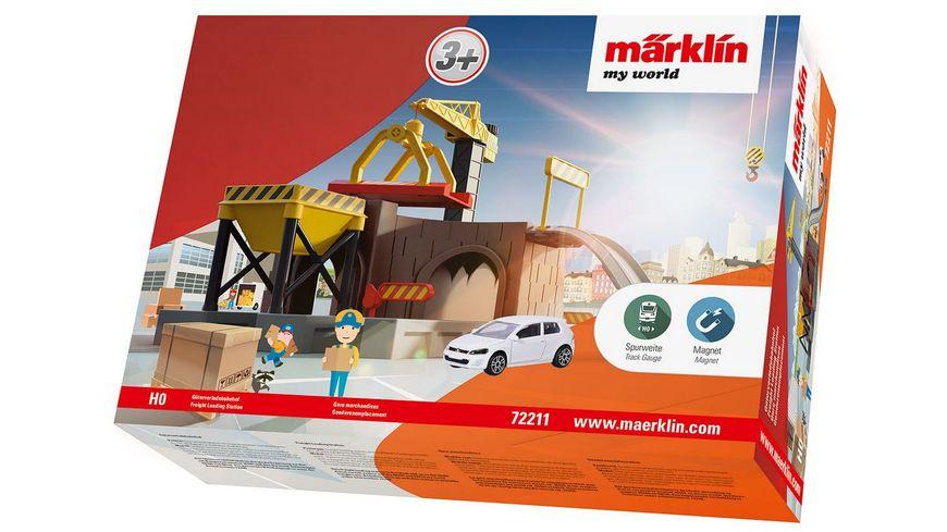 Maerklin 72211 Maerklin my world Gueterverladebahnhof