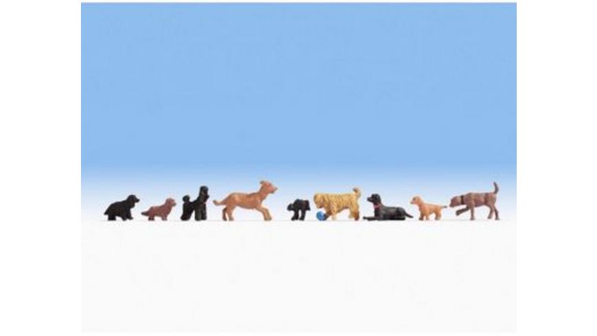 NOCH H0 15719 Hunde