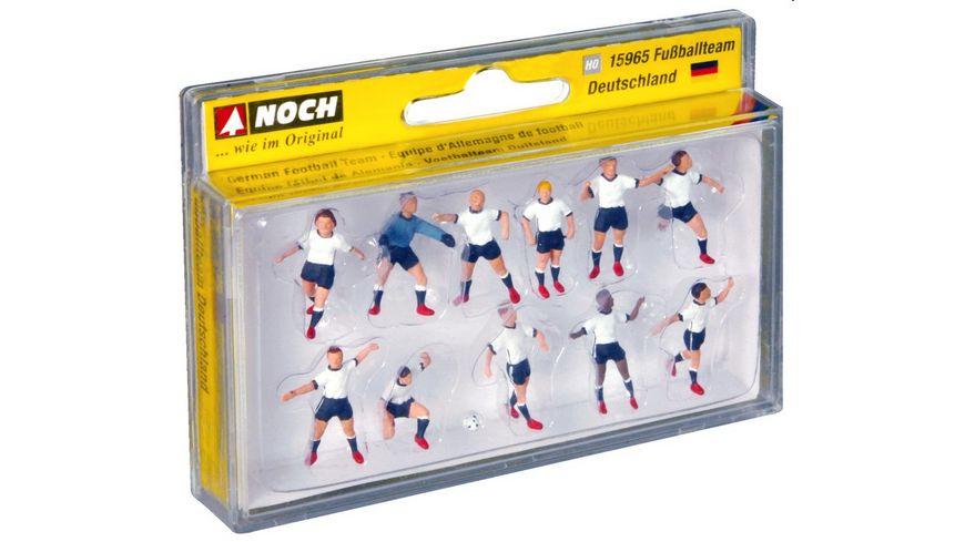 NOCH H0 15965 Fussballteam Deutschland