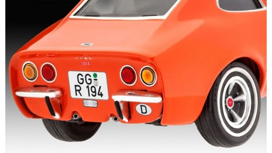 Revell 07680 Opel GT Massstab 1 32