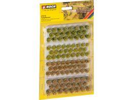 NOCH 07016 H0 Grassbueschel Feldblumen