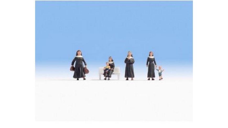 NOCH 15400 Nonnen