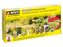 NOCH 60801 H0 Basic Paket Basteln