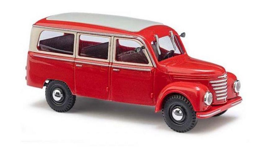 Busch 51250 Framo V901 2 Bus Rot