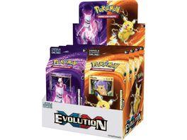 Pokemon Sammelkartenspiel XY12 Themenbox DE Fix8 sortiert