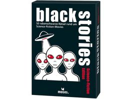 moses black stories Black Stories Science Fiction Edition