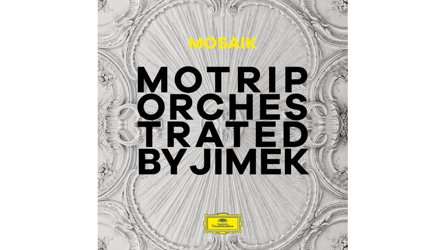 Mosaik Orchestrated By Jimek Ltd Deluxe Edt