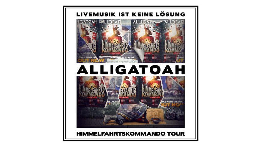 Livemusik Ist Keine Loesung Himmelfahrtskommando