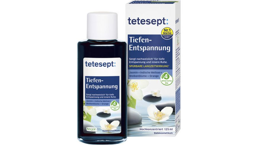 tetesept Bad Tiefenentspannung