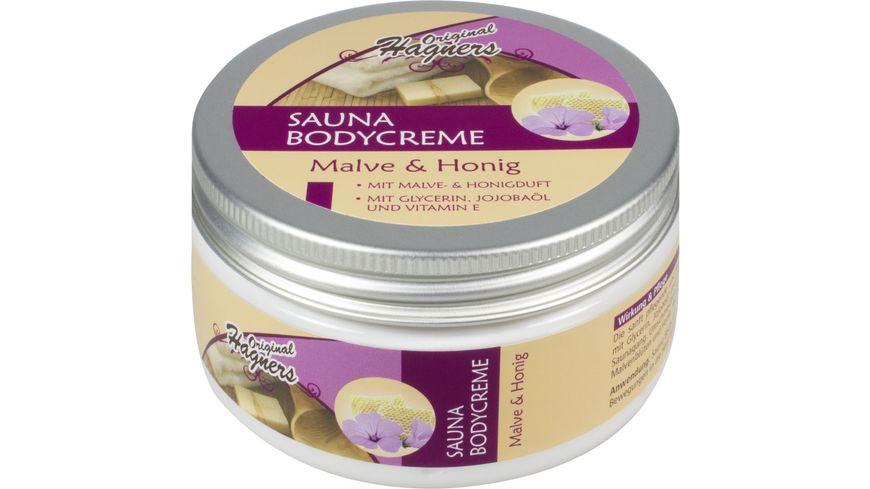 Original Hagners Sauna Bodycreme
