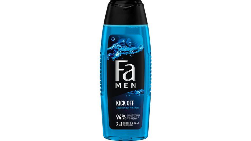 FA Men 2in1 Körper & Haar Duschgel Kick Off
